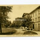 Dormitory Row Lafayette College Easton Pennsylvania postcard