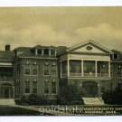 Dining Hall Massachusetts State College Amherst Massachusetts postcard