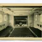 Meeting Room George Washington Hall Phillips Academy Andover Massachusetts postcard