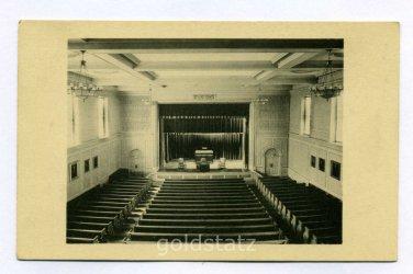 Meeting Room George Washington Hall Phillips Academy Andover Massachusetts postcard