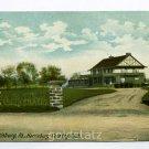 Harrisburg Country Club Harrisburg Pennsylvania postcard