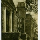 Old South College Lafayette College Easton Pennsylvania 1936 postcard