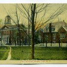 Troy Conference Academy Poultney Vermont postcard