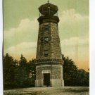 Weston Observatory Manchester New Hampshire 1906 postcard