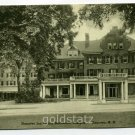 Hanover Inn Dartmouth College Hanover New Hampshire postcard