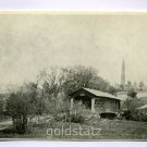 Covered Bridge Bunker Hill Monument Bennington Vermont postcard