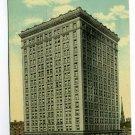 Nicholas Building Toledo Ohio 1911 postcard