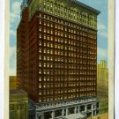 YMCA Hotel Chicago Illinois 1913 postcard