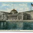 Field Museum of Natural History Jackson Park Chicago Illinois postcard