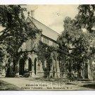 Kirkpatrick Chapel Rutgers University New Brunswick New Jersey 1942 postcard