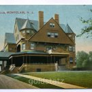 Montclair Club Montclair New Jersey postcard