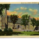 Balch Hall Cornell University Ithaca New York postcard