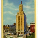 Rand Building and Lafayette Square Buffalo New York postcard