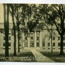 North College Dormitory Wesleyan University Middletown Connecticut postcard