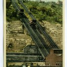 Monongahela Incline Pittsburgh Pennsylvania 1908 postcard