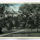 Campus View Oberlin College Oberlin Ohio postcard