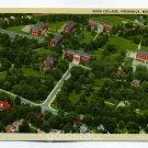 Aerial view of Hood College Frederick Maryland postcard