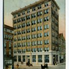 Union Trust Building Harrisburg Pennsylvania 1907 postcard