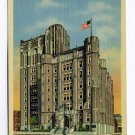 Carnell Hall Conwell Hall Temple University Philadelphia Pennsylvania postcard
