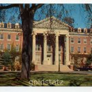 Alumnae Hall Hood College Frederick Maryland postcard