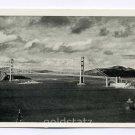 Golden Gate Bridge San Francisco California postcard