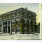 Creve Coeur Club House Peoria Illinois 1907 postcard