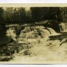 Jackson Falls Jackson New Hampshire RPPC postcard