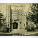Seventy-Nine Hall Dormitory Princeton University Princeton New Jersey postcard