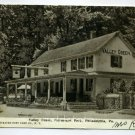 Valley Green Fairmount Park Philadelphia Pennsylvania 1906 postcard