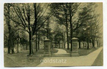 Susquehanna University Selinsgrove Pennsylvania 1933 postcard