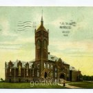 Theological Seminary of the Reformed Church Lancaster Pennsylvania 1908 postcard