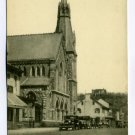 St. Johns Church Lambertville New Jersey postcard