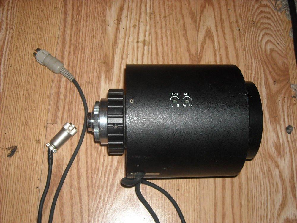 Cosmicar 15-90mm 1:1.8 Motorized Zoom TV CCTV Lens B6Z1518M2EMA-2 Asahi