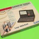 Vintage Casio SF-3000BK Digital Diary Calculator 18kb RAM SF3000 SF-3000