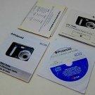 Polaroid I830 Quick Start Guide , Software CD Disk , User Guide Booklet