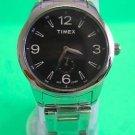 Timex Model# T 2k711 9J Classic Men's Wrist Watch Wristwatch Silver