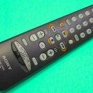 Original Sony RM-V40A TV VCR CBL DBS Receiver Remote Control RMV40A TESTED