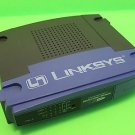 Linksys EtherFast BEFSR41 100 Mbps 4-Port 10/100 Wired Router NO POWER ADAPTER
