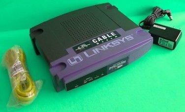 Linksys BEFCMU10 42.88 Mbps Modem Ver. 3