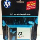Genuine HP 93 Tri-Color Ink Cartridge C9361WN#140 (Sep 2011)