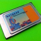 Netgear 10/100 Mbps PCMCIA FA 410-TX Network Card PC