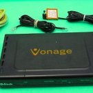 Vonage VWR-VD 54 Mbps 4-Port 10/100 Wireless G Router (VWRVD) MISSING ANTENNA