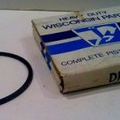 Wisconsin Parts DR30S20 Piston Ring Set for 2 pistons DR 30S-20