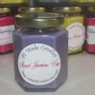 Sweet Jasmine Vine Soy Container Candle 12 oz