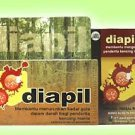 300  indonesian herb tablets Diapil for diabetes relief