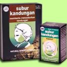 300  indonesian herb tablets Subur kandungan for woman fertility