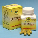 2 x 30  indonesian herb capsules of Curmino plus for liver disease treatment