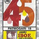 30 Packs of Patmosari for teenage girl wellbeing indonesian herbs