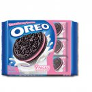 Oreo Strawberry cream Sandwich Cookies
