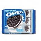 Oreo Mildy Sweet Vanila Cream Sandwich Cookies